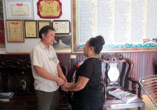 Ai chữa bệnh ung thư cho Giáo sư Văn Như Cương?