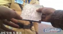 [Video] Lãnh đạo PC67 Hà Tĩnh: Hình ảnh chưa rõ là CSGT có nhận tiền hay chưa