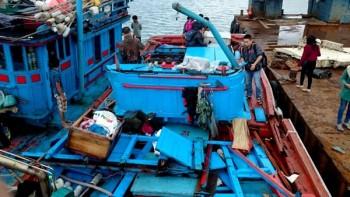 Phát hiện 264 lượt tàu Trung Quốc xâm phạm chủ quyền