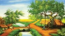 Nhà thơ Nguyễn Quang Thiều và những chia sẻ về người mẹ là bà giáo làng