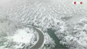 [VIDEO] Miền Đông Trung Quốc 'chìm' trong tuyết trắng