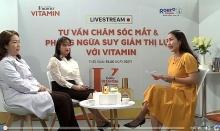 hiem hoa livestream