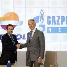 gazprom neft schlumberger ky thoa thuan hop tac trong cong nghe dia vat ly gieng khoan