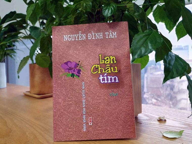 Tập thơ Lan Châu tím