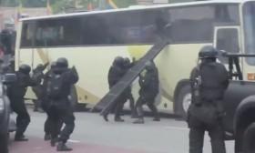 [VIDEO] Đặc nhiệm Malaysia diễn tập chống khủng bố như phim hành động