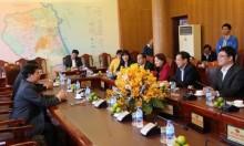Lãnh đạo PVN thăm và chúc Tết Tỉnh ủy, UBND  Quảng Ngãi
