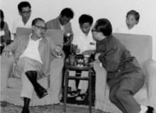 """Nhìn lại hình ảnh Triệu Tử Dương """"dạy dỗ"""" Giang Trạch Dân"""