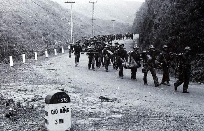 Kết quả hình ảnh cho chiến tranh biên giới việt trung