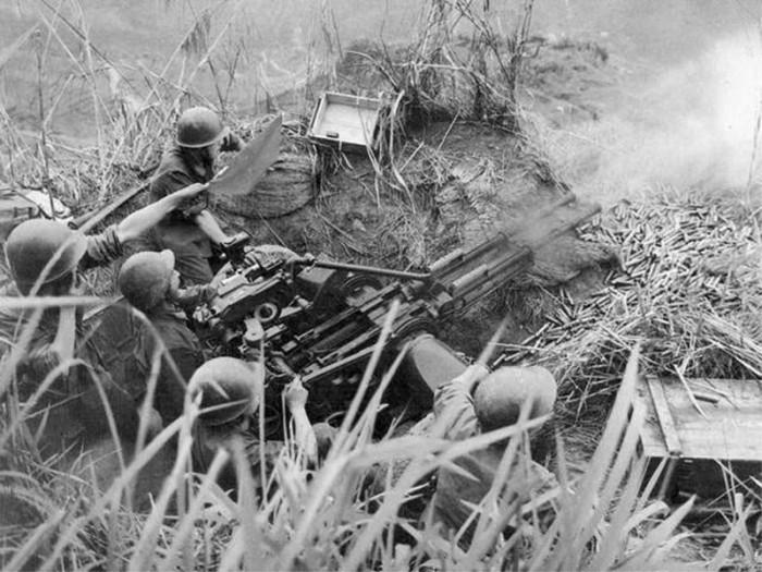 Tội ác của quân TQ trên đường rút chạy khỏi Việt Nam