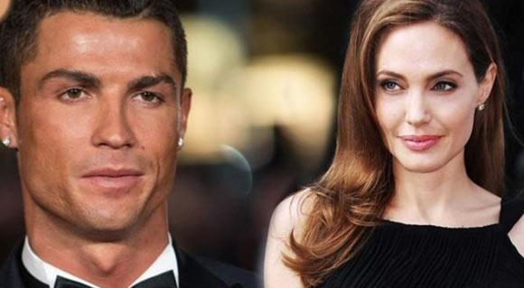 Cristiano Ronaldo sẽ tham gia series truyền hình cùng Angelina Jolie