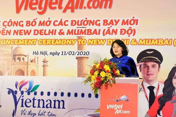 vietjet tan cong thi truong hang khong an do 13 ty dan lon thu 3 the gioi