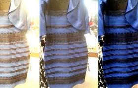 [VIDEO] Đã có kết luận màu sắc của chiếc váy làm