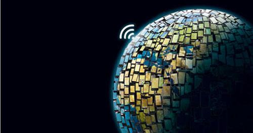 Điện thoại thông minh phủ sóng toàn cầu