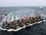 Nguồn cá Biển Đông và lòng tham Trung Quốc