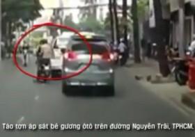 [VIDEO] Tổng hợp những pha cướp gương ôtô táo tợn nhất giữa ban ngày