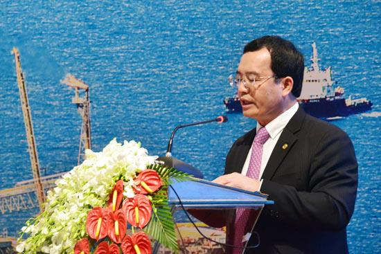 Tập đoàn Dầu khí Việt Nam tổ chức Hội nghị triển khai công tác Thăm dò và Khai thác Dầu khí năm 2015