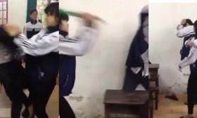 [VIDEO] Nam sinh bị đánh dã man vì