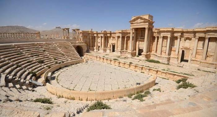 UNESCO hỗ trợ Syria khôi phục các di sản thế giới