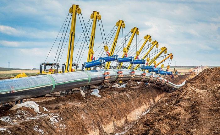 Gazprom chưa có đối thủ xứng tầm