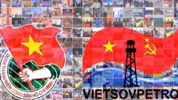 [PetrotimesTV] Đoàn TNCS Hồ Chí Minh VSP nhảy 'Ghen Cô vy' để tuyên truyền chống dịch  Covid-19