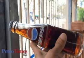 [VIDEO] Cận cảnh chai Pepsi có dây thun được rao bán 100 triệu đồng