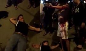 [VIDEO] Tên cướp táo tợn bị người dân đánh nhừ tử ở TP HCM