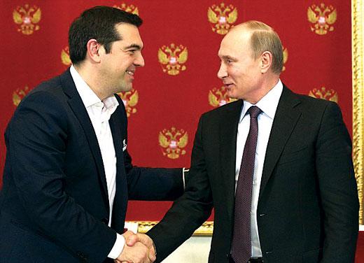 Quan hệ Nga - phương Tây: Băng đang tan?