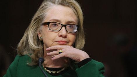 Hành trình bền bỉ của bà Hillary Clinton