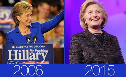 Những cái nhất của ứng cử viên Tổng thống Hillary Clinton