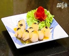 [VIDEO] Độc đáo cách làm bánh trôi nướng đón tết Hàn thực