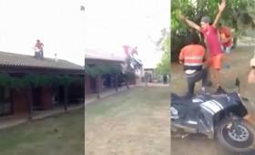 [VIDEO] Hai thanh niên
