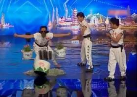 [VIDEO] Giám khảo Asia's Got Talent khiếp đảm trước màn biểu diễn của võ sư Việt