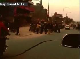 [VIDEO] Sau động đất, đường tách làm đôi kinh hoàng