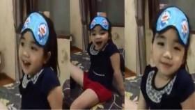 [VIDEO] Bé gái