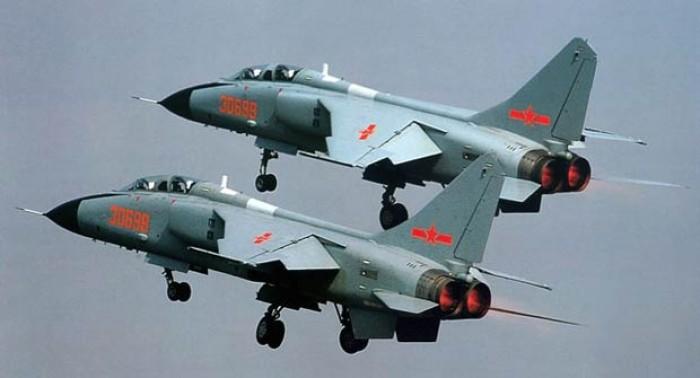 Bí mật về kho máy bay quân sự khổng lồ của Trung Quốc