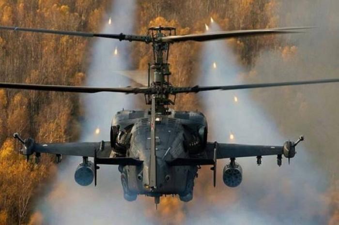 'Xe tăng bay' của Nga thị uy sức mạnh ở Syria