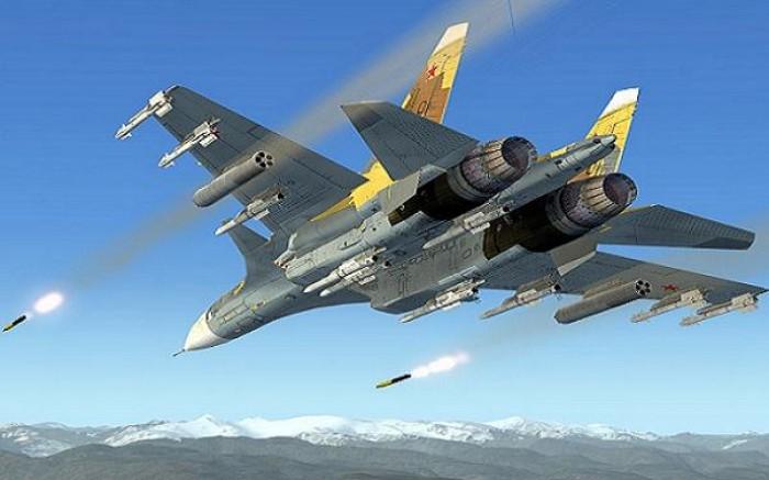 Mỹ sợ Iran thống trị Trung Đông bằng Su-30SM?