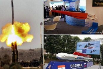 Việt Nam là khách hàng ưu tiên của 'siêu tên lửa' BrahMos?