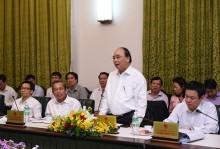 Thủ tướng chủ trì cuộc họp giải quyết kiến nghị của doanh nghiệp