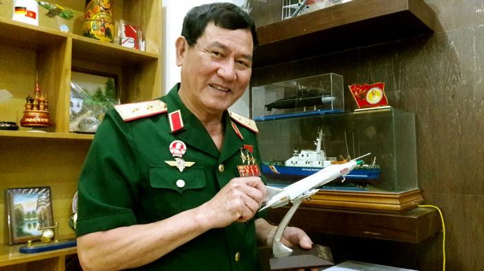 Trung tướng Phạm Tuân: Từ người thợ máy trở thành Anh hùng (Kỳ 1)