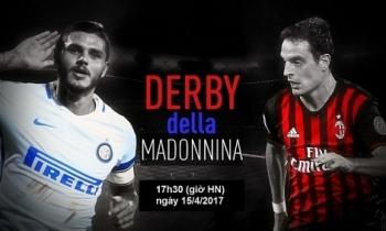 tam diem vong dau 32 derby della madonnina