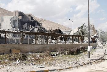 vi sao my tan cong syria