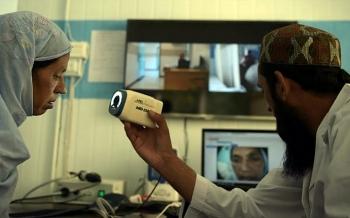 Y tế từ xa thay đổi nếp sống vùng nông thôn Pakistan