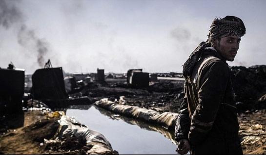 syria va van de dau mo