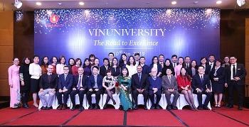 VinUni công bố hiệu trưởng đầu tiên và mục tiêu xây dựng đại học xuất sắc tại Việt Nam