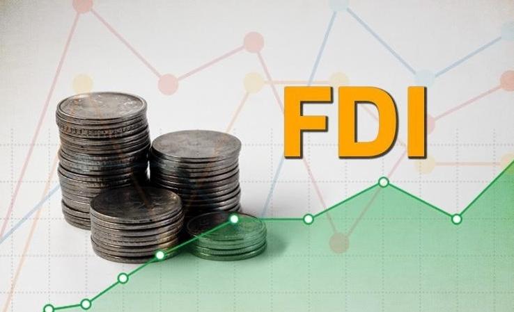 Thu hút FDI quý I năm 2021 đạt 10,13 tỷ USD