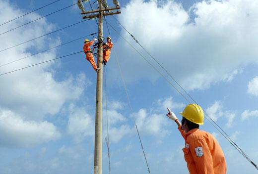 Điện Lực Việt Nam tập trung vốn cho dự án điện nông thôn