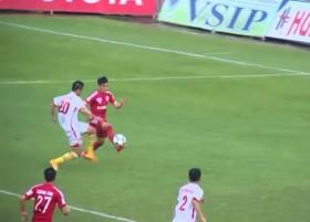 [VIDEO] Cận cảnh bàn thắng nhanh nhất lịch sử V.League vừa bị tước của Công Vinh