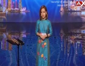 [VIDEO] Ấn tượng màn trình diễn của cô gái Việt xinh đẹp dự thi Asia's Got Talent
