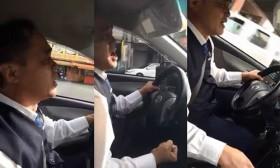 video bac tai xe taxi dai loan hat di vang cuoc tinh cam xuc ngang ngua tuan hung